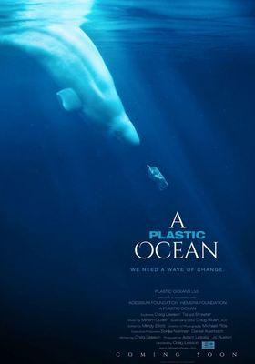 A Plastic Ocean's Poster
