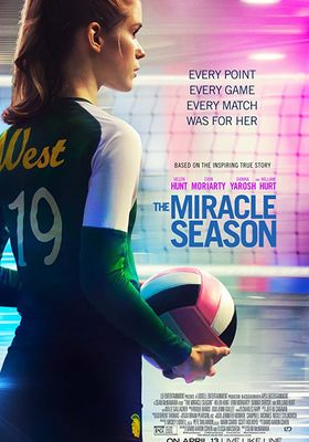 The Miracle Season's Poster
