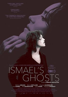 Ismael's Ghosts's Poster