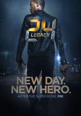 24: 레거시의 포스터