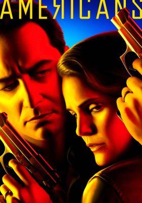 『ジ・アメリカンズ 極秘潜入スパイ シーズン6』のポスター