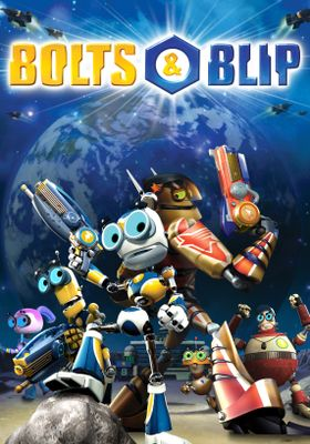 Bolts and Blip 's Poster