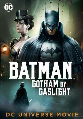 배트맨 : 가스등 아래의 고담의 포스터