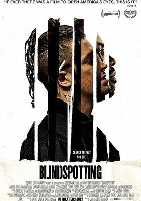 Blindspotting's Poster