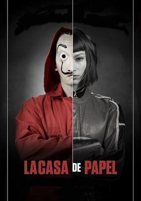 Money Heist season 2's Poster