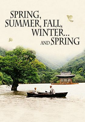 Spring, Summer, Fall, Winter... and Spring's Poster
