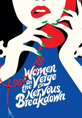 Women on the Verge of a Nervous Breakdown's Poster