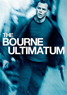 The Bourne Ultimatum's Poster