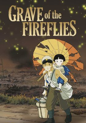 Grave of the Fireflies's Poster