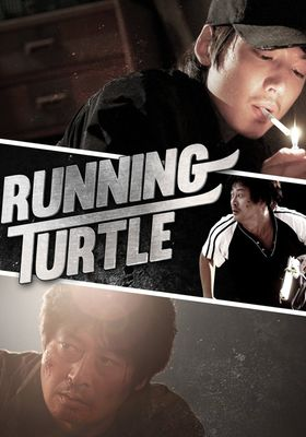 Running Turtle's Poster