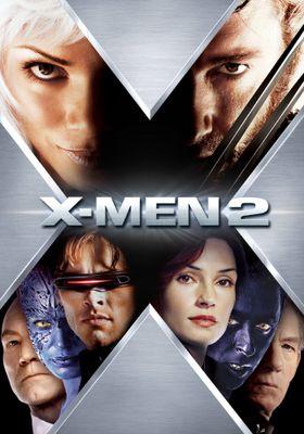 X2: X-Men United's Poster