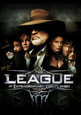 The League of Extraordinary Gentlemen's Poster