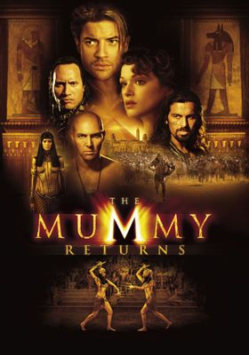 The Mummy Returns's Poster