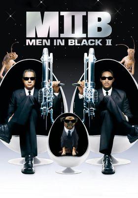 Men in Black II's Poster