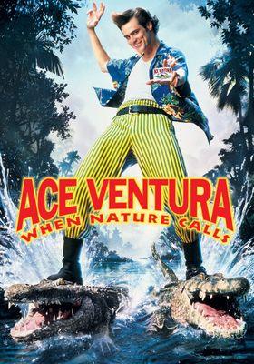 Ace Ventura: When Nature Calls's Poster