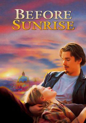 『ビフォア・サンライズ 恋人までの距離(ディスタンス)』のポスター