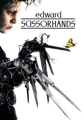 Edward Scissorhands's Poster