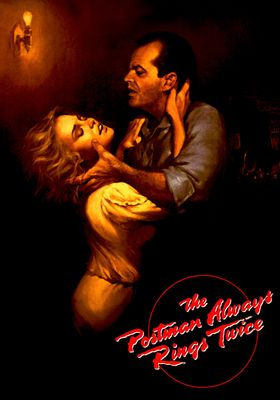The Postman Always Rings Twice's Poster
