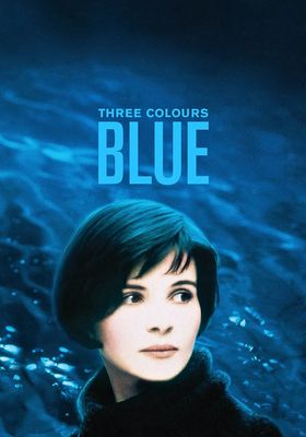 Three Colors: Blue's Poster