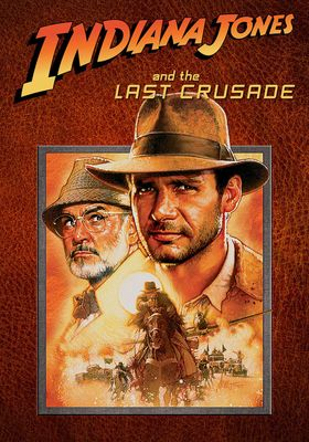 Indiana Jones and the Last Crusade's Poster