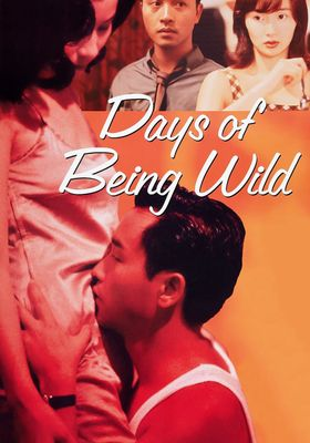 Days of Being Wild's Poster