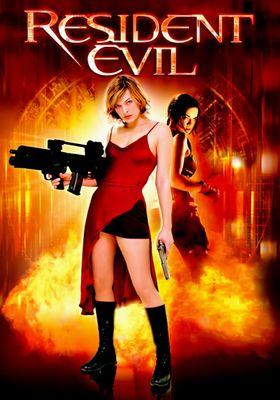 Resident Evil's Poster