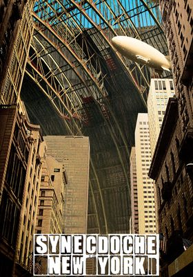 Synecdoche, New York's Poster
