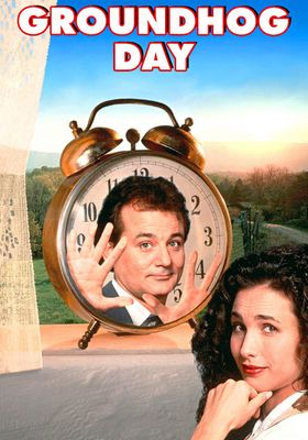 Groundhog Day's Poster