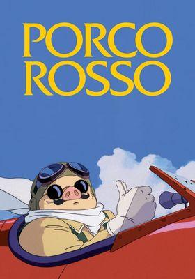 Porco Rosso's Poster