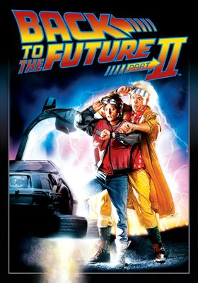 Back to the Future Part II's Poster