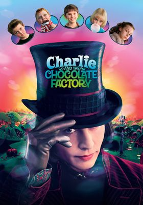 Charlie and the Chocolate Factory's Poster