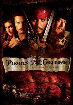 캐리비안의 해적 - 블랙 펄의 저주의 포스터