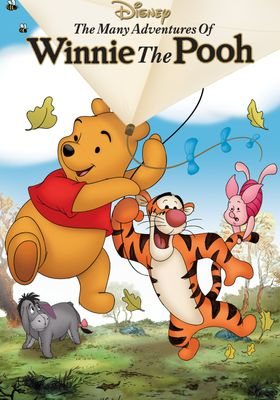 The Many Adventures of Winnie the Pooh's Poster