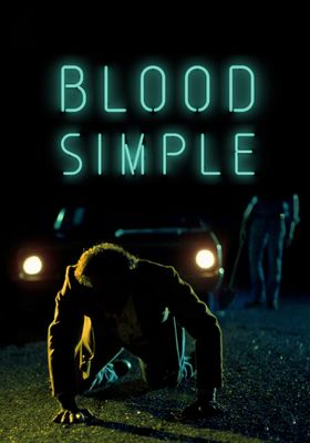 Blood Simple's Poster