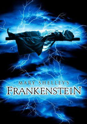 Mary Shelley's Frankenstein's Poster