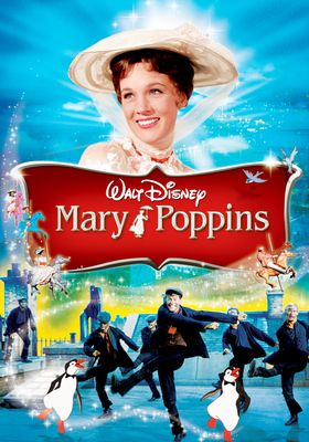 Mary Poppins's Poster