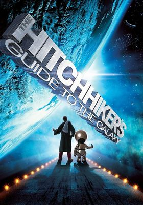 The Hitchhiker's Guide to the Galaxy's Poster