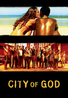 City of God's Poster