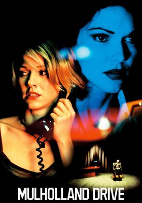 Mulholland Drive's Poster