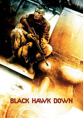 Black Hawk Down's Poster