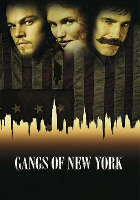 Gangs of New York's Poster