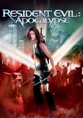 Resident Evil: Apocalypse's Poster