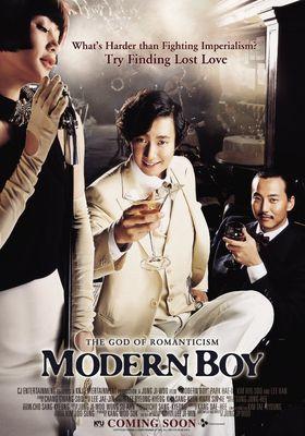 Modern Boy's Poster