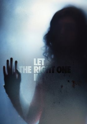 Let the Right One In's Poster
