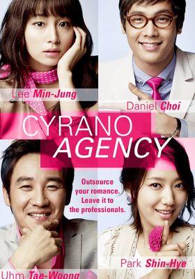 Cyrano Agency's Poster