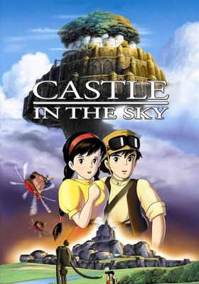 Castle in the Sky's Poster