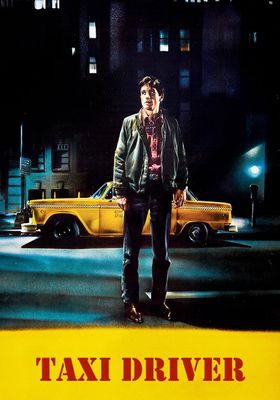 Taxi Driver's Poster