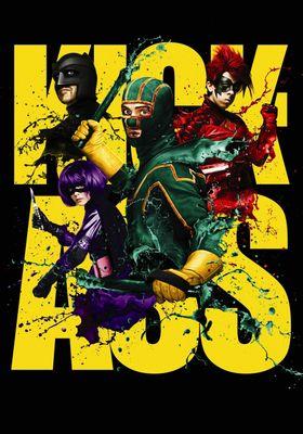 Kick-Ass's Poster