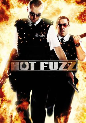 Hot Fuzz's Poster