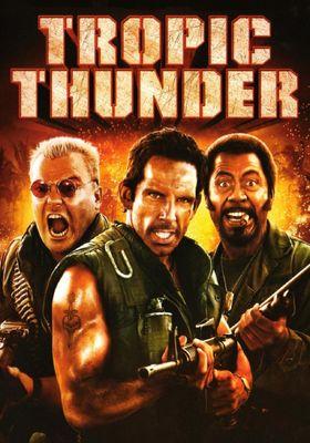 Tropic Thunder's Poster
